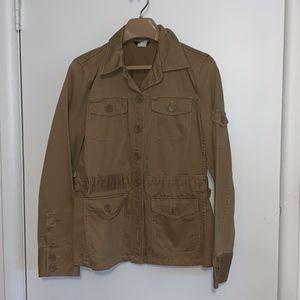 J.crew safari jacket